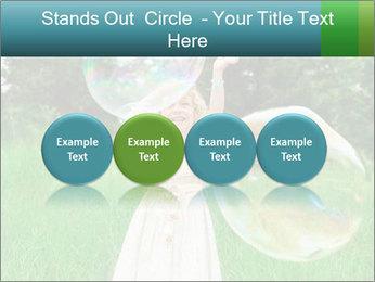 Pretty little girl PowerPoint Templates - Slide 76