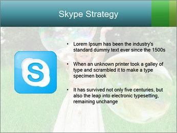 Pretty little girl PowerPoint Templates - Slide 8