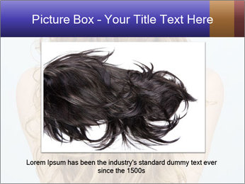 Beautiful hair PowerPoint Templates - Slide 15