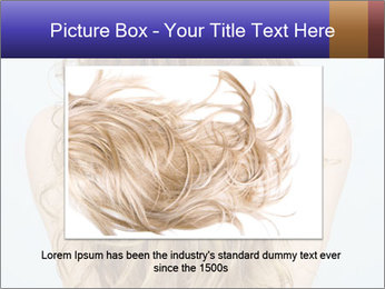 Beautiful hair PowerPoint Template - Slide 16