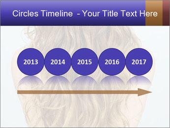 Beautiful hair PowerPoint Template - Slide 29