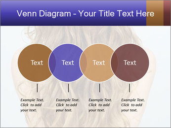 Beautiful hair PowerPoint Template - Slide 32