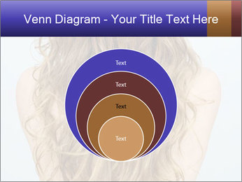 Beautiful hair PowerPoint Template - Slide 34
