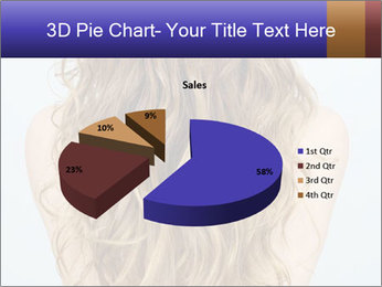 Beautiful hair PowerPoint Template - Slide 35