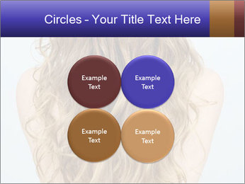 Beautiful hair PowerPoint Template - Slide 38