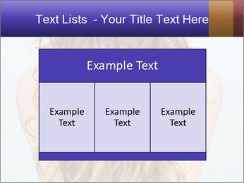 Beautiful hair PowerPoint Template - Slide 59