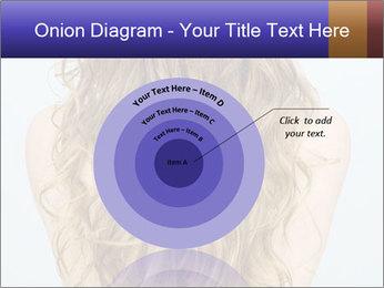 Beautiful hair PowerPoint Template - Slide 61