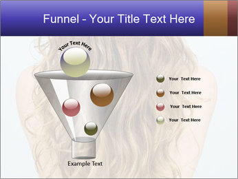 Beautiful hair PowerPoint Template - Slide 63
