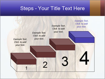 Beautiful hair PowerPoint Template - Slide 64