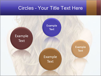 Beautiful hair PowerPoint Template - Slide 77