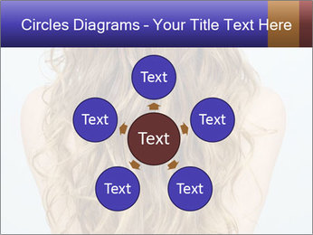 Beautiful hair PowerPoint Template - Slide 78