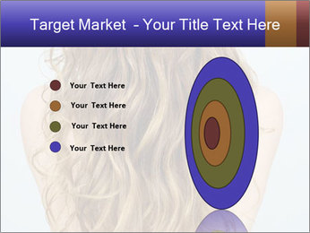 Beautiful hair PowerPoint Template - Slide 84