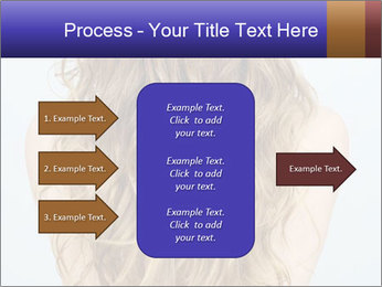 Beautiful hair PowerPoint Template - Slide 85