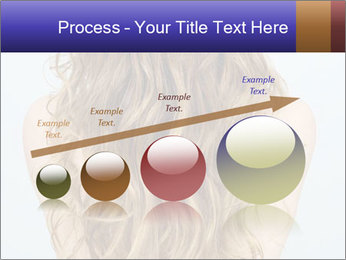 Beautiful hair PowerPoint Template - Slide 87