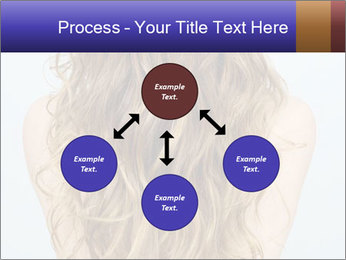 Beautiful hair PowerPoint Template - Slide 91