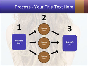 Beautiful hair PowerPoint Template - Slide 92