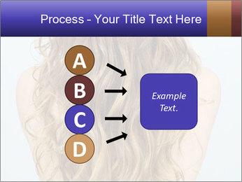 Beautiful hair PowerPoint Template - Slide 94