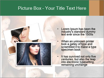 Fashion hairstyle PowerPoint Template - Slide 20