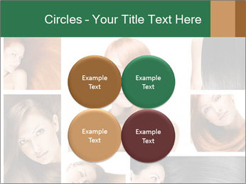 Fashion hairstyle PowerPoint Template - Slide 38