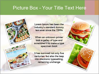 Fried foie gras PowerPoint Template - Slide 24
