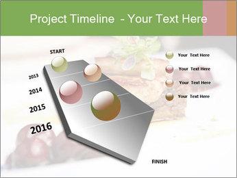 Fried foie gras PowerPoint Template - Slide 26