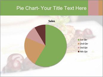 Fried foie gras PowerPoint Template - Slide 36