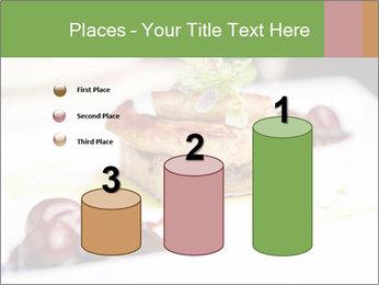 Fried foie gras PowerPoint Template - Slide 65