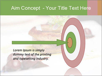 Fried foie gras PowerPoint Template - Slide 83