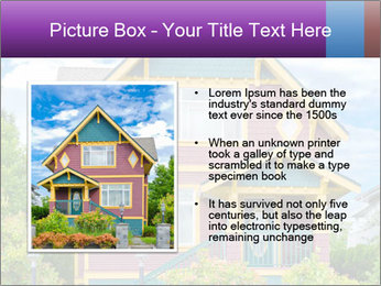 Heritage home PowerPoint Template - Slide 13