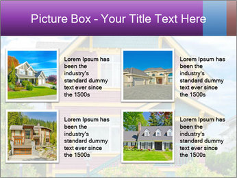 Heritage home PowerPoint Template - Slide 14