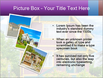 Heritage home PowerPoint Template - Slide 17