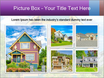 Heritage home PowerPoint Template - Slide 19