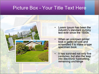 Heritage home PowerPoint Template - Slide 20