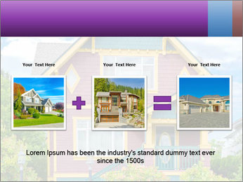 Heritage home PowerPoint Template - Slide 22