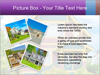 Heritage home PowerPoint Template - Slide 23