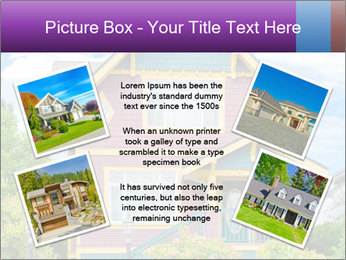Heritage home PowerPoint Template - Slide 24