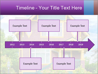 Heritage home PowerPoint Template - Slide 28