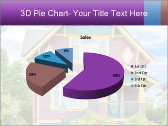 Heritage home PowerPoint Template - Slide 35