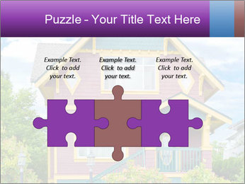 Heritage home PowerPoint Templates - Slide 42