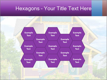 Heritage home PowerPoint Template - Slide 44
