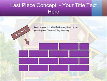 Heritage home PowerPoint Template - Slide 46