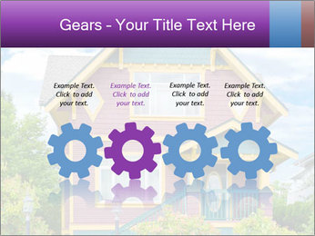 Heritage home PowerPoint Template - Slide 48