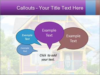 Heritage home PowerPoint Template - Slide 73