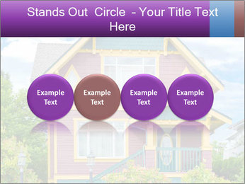 Heritage home PowerPoint Templates - Slide 76