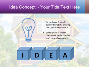 Heritage home PowerPoint Template - Slide 80