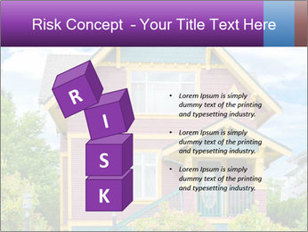 Heritage home PowerPoint Template - Slide 81