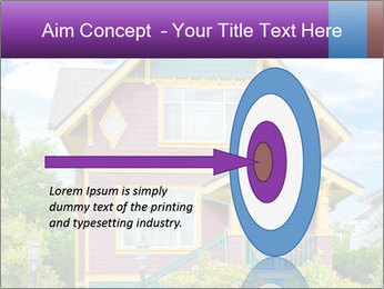 Heritage home PowerPoint Template - Slide 83