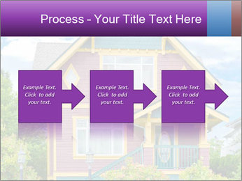 Heritage home PowerPoint Template - Slide 88