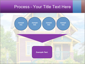 Heritage home PowerPoint Template - Slide 93