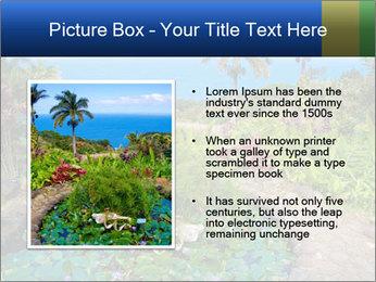 The Garden PowerPoint Template - Slide 13